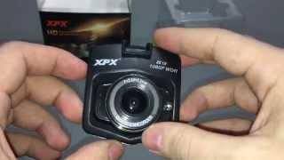 Автомобильный видеорегистратор XPX ZX76 Full HD