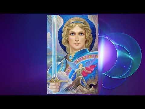 ARCANJO MIGUEL - Anúncio da Efusão do Ultravioleta!