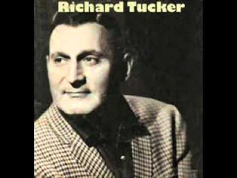 "Richard Tucker Sings ""Vienna, City of My Dreams."""