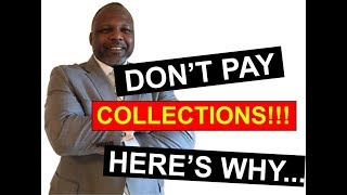 Don't Pay Collections