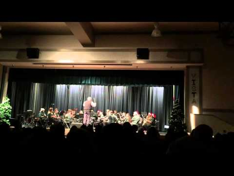 Delta Vista Middle School - Christmas concert - 6th grade #4