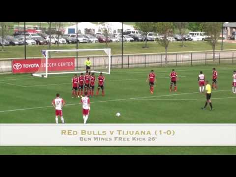 Red Bulls Academy Advance to Semifinals of Generation adidas Cup