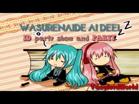Megurine Luka & Hatsune Miku - AiDee (ID) romanji lyrics