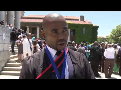 UCT graduates give advice to first-year students