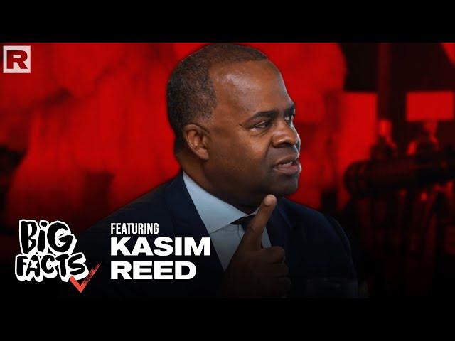 Kasim Reed On Running For Mayor of ATL, ATL Crime Crisis, Gentrification & More | Big Facts