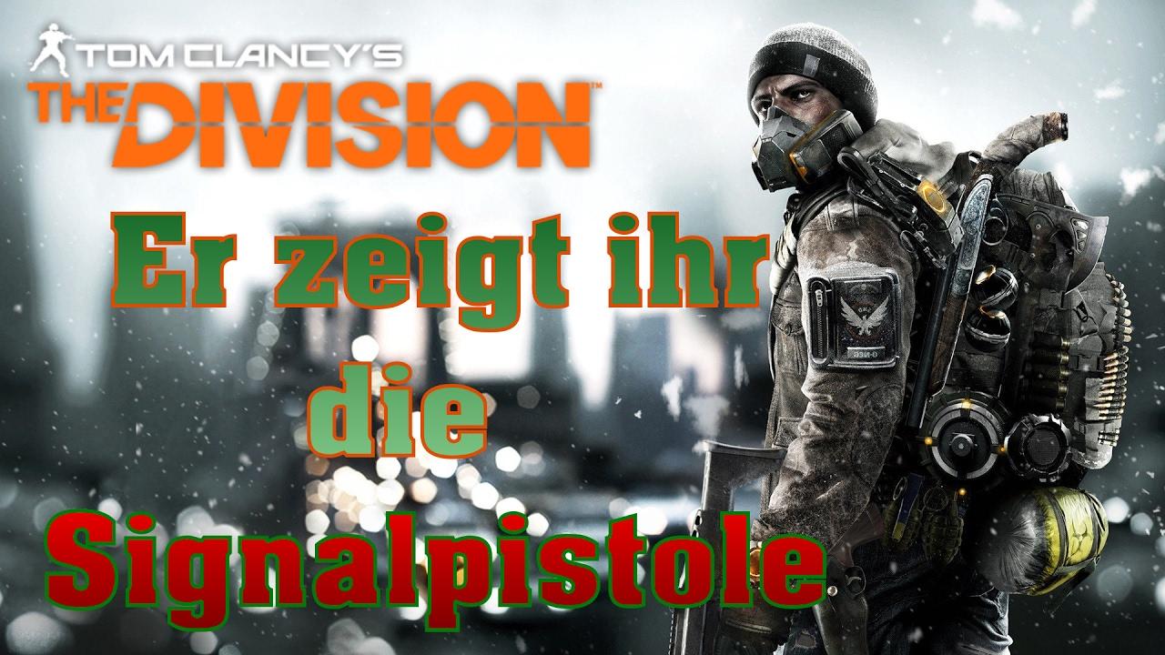 The Division überleben