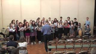 Choir - Trad. Zulu; Hamba Lulu