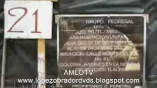 La casa nueva de García Luna en Tlalpan