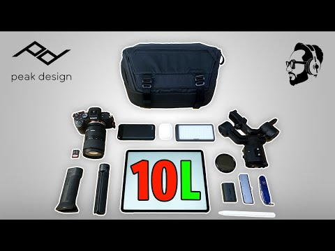 Peak Design 10L Sling Camera Bag: BIGGER Is BETTER