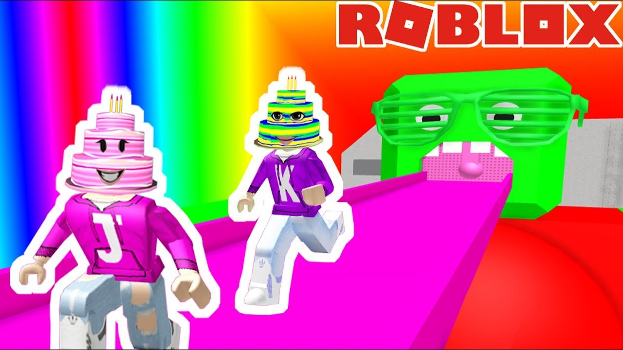 Roblox: Make a Cake: Back for Seconds / WE BECOME CAKE AND GET EATEN!
