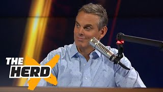Listen to the worst caller in the history of Colin Cowherd
