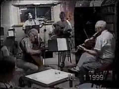Paul Poirier Accompanies the Fiddle - Tune #37