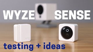 Wyze Sense Review - Not If, But How Many