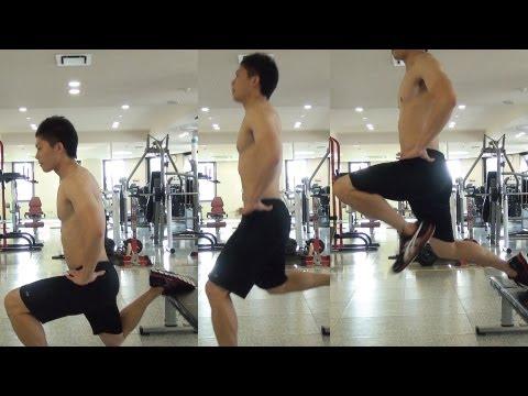 ジャンプ力がアップする筋トレ方法
