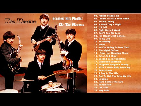 The Beatles Greatest Hits 2016  Best Of The Beatles Album #TheBeatles
