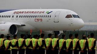 Китайский конкурент Boeing и Airbus - economy