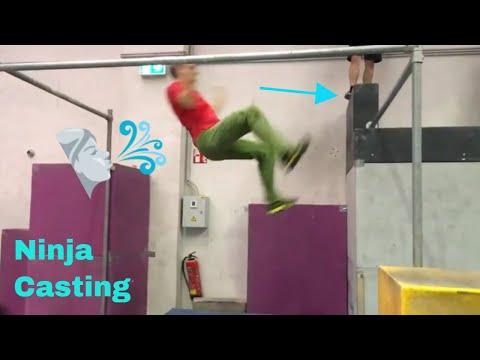 Ninja Warrior Germany Casting Vorbereitung 2019
