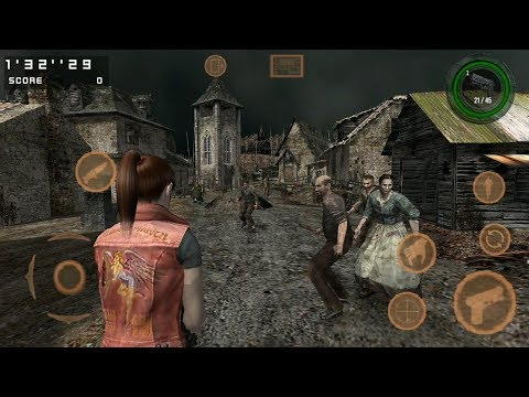 Top 9 Games Like Resident Evil For Android