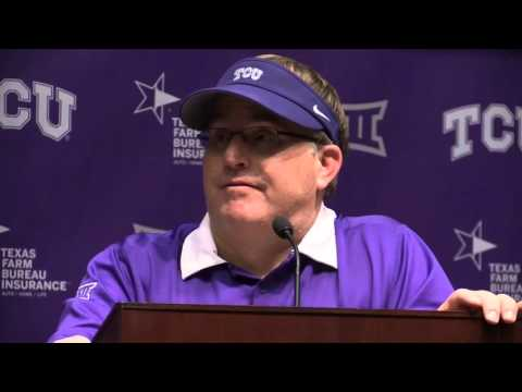 Gary Patterson's complete postgame press conference after West Virginia win