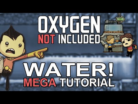Oxygen Not Included Tutorial: Water Management