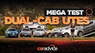 2018 UTE MEGA TEST REVIEW HiLux v Ranger v D-MAX v Amarok v Triton v Navara v Colorado v B ...