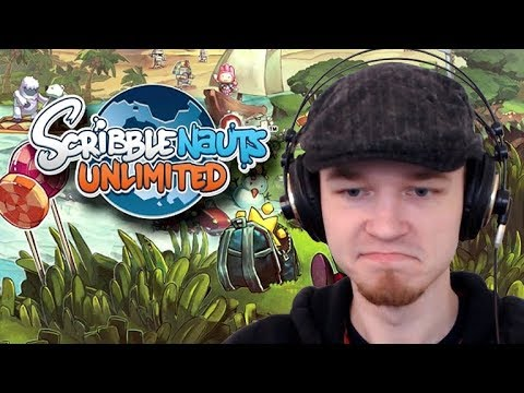 Let's Play Scribblenauts Unlimited | Part Two