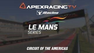 iRacing Le Mans Series (2018/S4) - COTA - GP