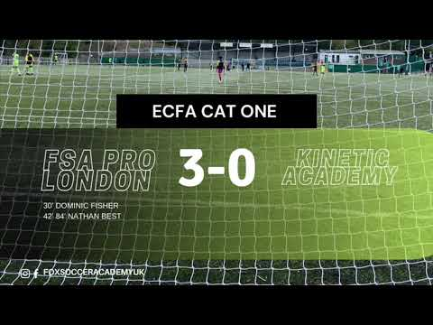 Kinetic 0:3 FSA PRO - Highlights