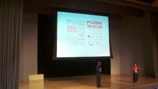 Opening Address - FOSSASIA Summit 2015