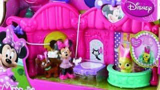 Minnie`s Pet Shop / Butik Dla Zwierzaczków - Minnie Mouse - Fisher-Price - CJG78 - MegaDyskont.pl
