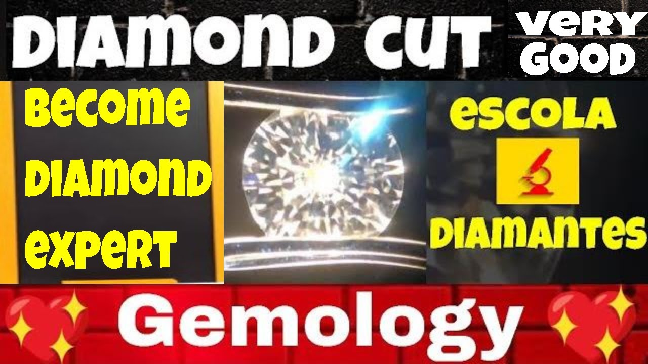Round Brilliant Cut - Diamond & Gemology Course, Diamante e Gemmologia