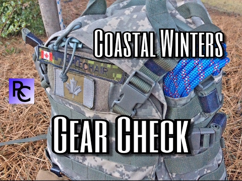 Winter Gear Check - Coastal Canada West