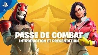 Fortnite Season 9 - Combat Pass Preview Ps4