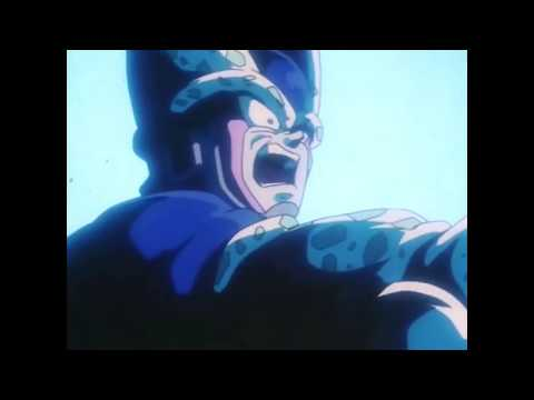 (TFS) Dragon Ball Z Abridged - Cell Sings My Way