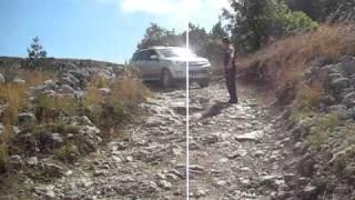 Китайский джип Ховер(В горах на Чатыр-Даге., 2011-01-08T16:43:11.000Z)
