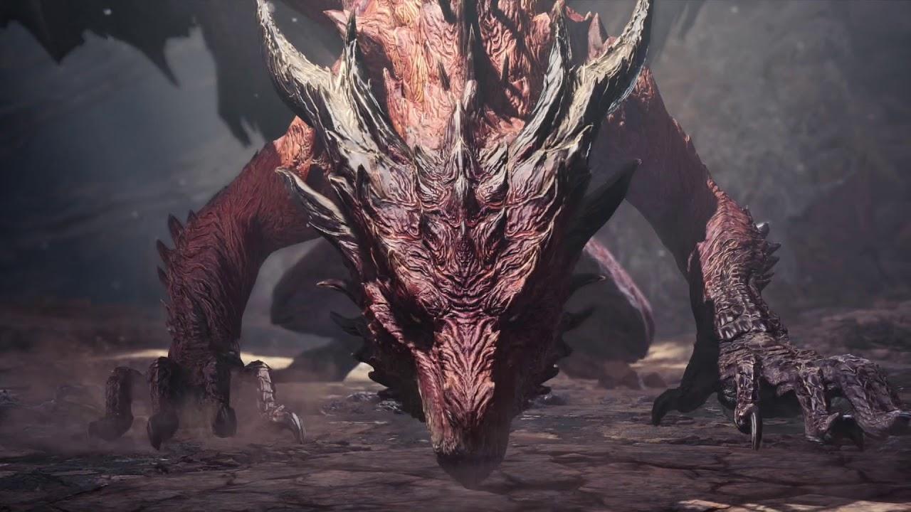 PS4 Monster Hunter Gamplay 12 Mar 2020
