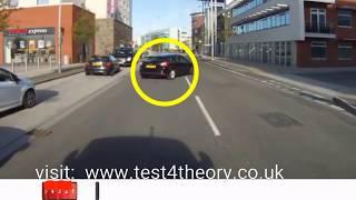 DIFFICULT HAZARD PERECEPTION TEST VIDEO PRACTICE