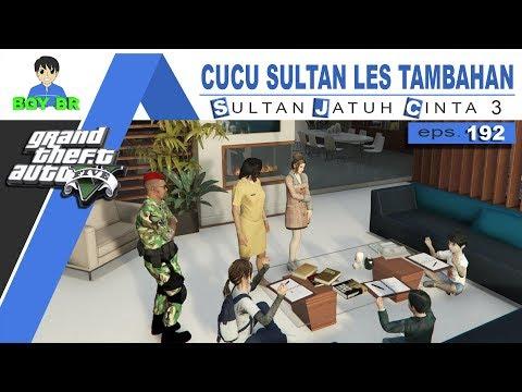 PELAJARAN TAMBAHAN BUAT DIVA - REAL LIFE MOD eps.192 - GTA 5 INDONESIA