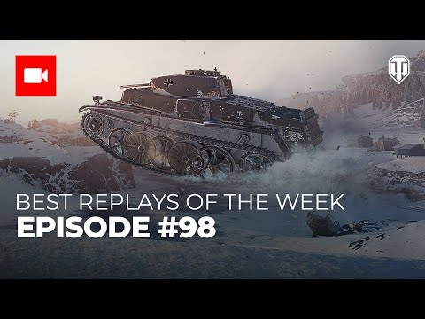 Best Replays Of The Week: Episode #98 - Winter Special