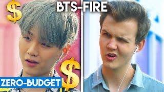 K-POP WITH ZERO BUDGET! (BTS-Fire & EXO-Ko Ko Bop)