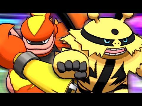Magbrant Reihe vs. Elevoltek Reihe Metronom Battle   Pokémon Schwert & Schild - @Raizor