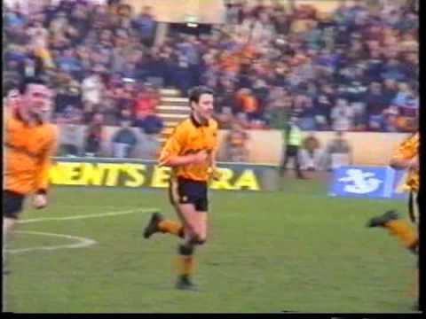 Paul Birch - Wolves goal v West Ham (1991)