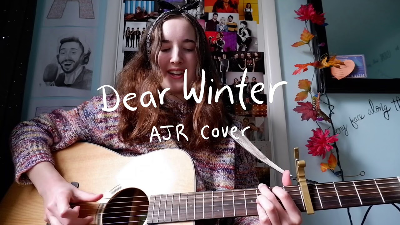 Dear Winter Ajr Cover Youtube This is a one take cover of dear winter by ajr! youtube