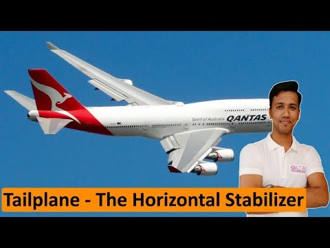 Tail-plane | The Horizontal Stabilizer [Hindi]
