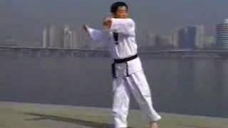 WTF Taekwondo-Taegeuk Il Jang (1st Poomse)