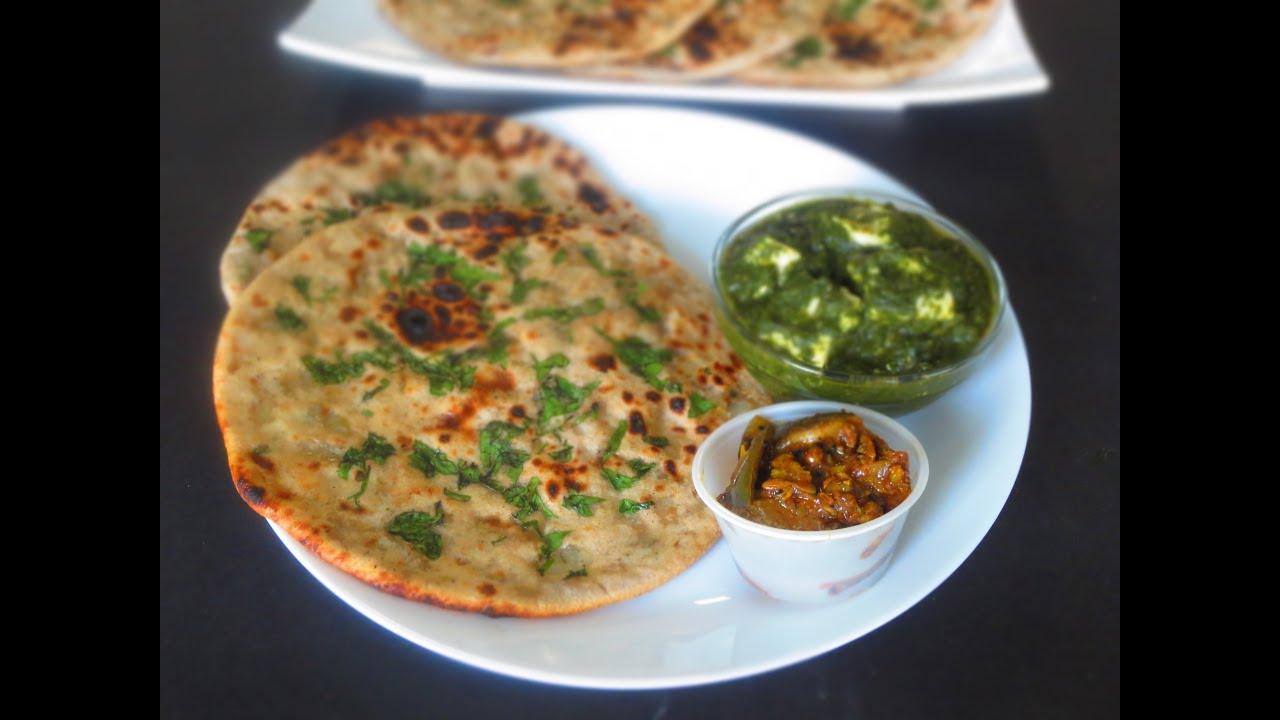Tandoori kitchen - Dhaba Style Tandoori Aloo Paratha Made On A Tawa With Tips And Tricks Poonam S Kitchen