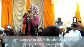 FATIN SHIDQIA - KEKASIHMU (LYRIC)