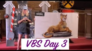 St. Pete First: VBS Rocky Railway Day 3