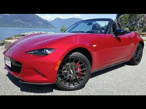 2016 Mazda Mx 5 Now With Sport Package