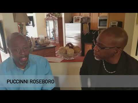 Busta Brown interviews designer, cancer survivor Puccinni Roseboro for The Chronicle